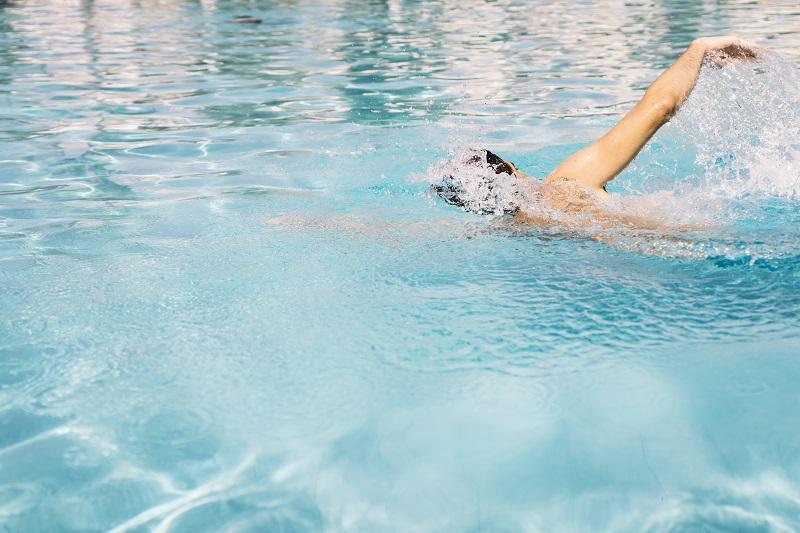 active zwemmen